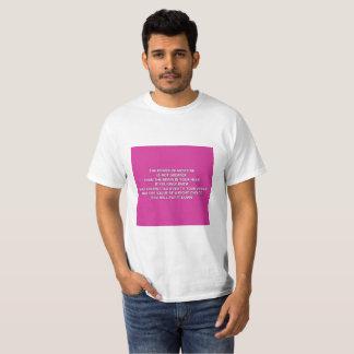 Camiseta El poder de la nicotina