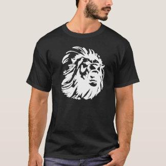 Camiseta el poder del zion arraiga el león del reggae