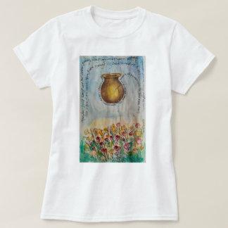 Camiseta El pote agrietado