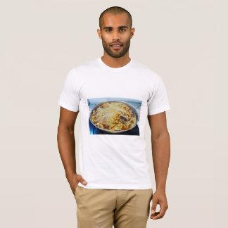 Camiseta El pote caliente del shabu tailandés de la comida
