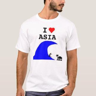 Camiseta El practicar surf