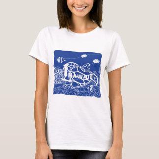 Camiseta El practicar surf en Hawaii 30