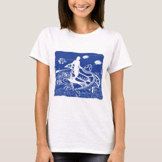 Camiseta El practicar surf en Hawaii 34