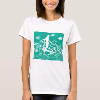 Camiseta El practicar surf en Hawaii 35