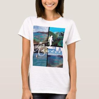 Camiseta El practicar surf en Hawaii 82