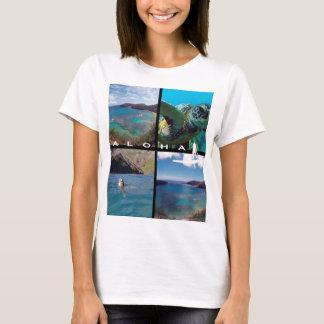 Camiseta El practicar surf en Hawaii 86