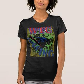 Camiseta el practicar surf tribal