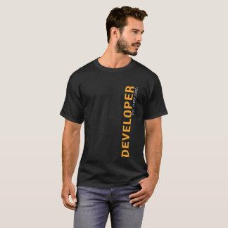 Camiseta El promotor come sueño del código