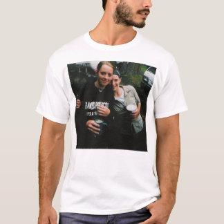 Camiseta El proyecto trae detrás