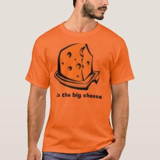 Camiseta El queso 1#, soy el queso grande