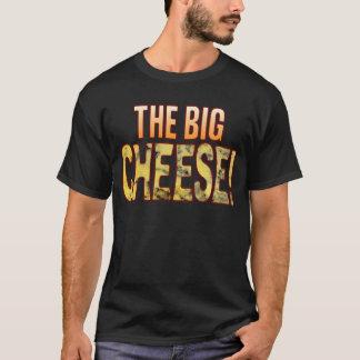 Camiseta El queso verde grande