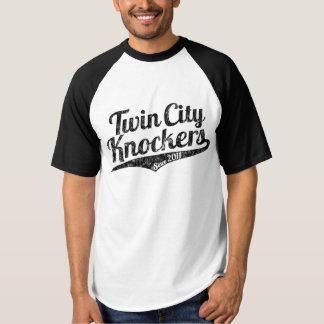 Camiseta El raglán de los hombres