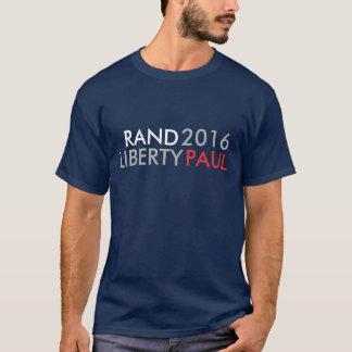 Camiseta El rand Paul 2016 disuade la agresión extranjera
