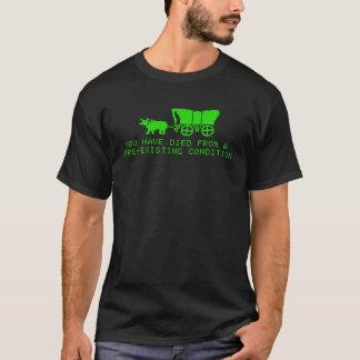 Camiseta El rastro de AHCA