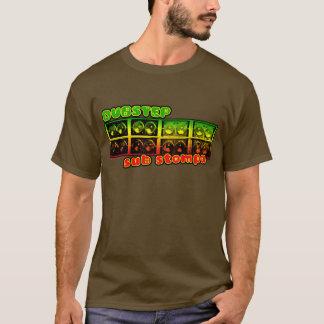 Camiseta El REGGAE para hombre DJ de los individuos DUBSTEP