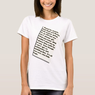 Camiseta El registro de Mick