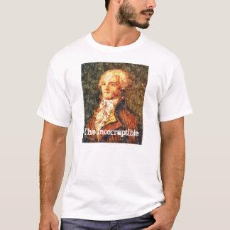 Camiseta El Robespierre revolucionario incorruptible
