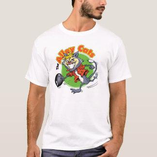 Camiseta El rodar de los gatos callejeros