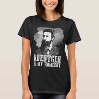 Camiseta El roentgen es mi Homeboy