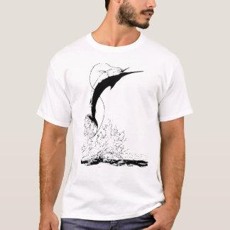 Camiseta El salto de la aguja