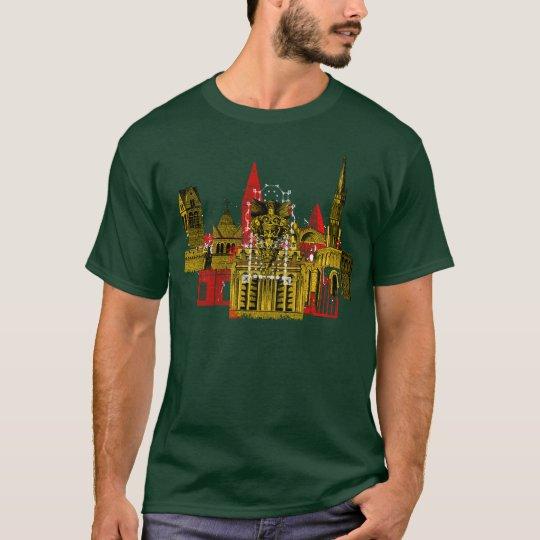 Camiseta El santuario