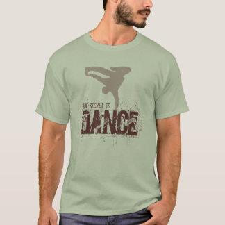 Camiseta El secreto es danza