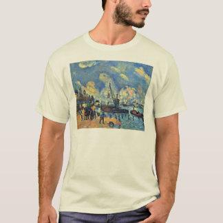 Camiseta El Sena en las pinturas de Bercy después de Armand