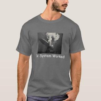 Camiseta ¡El sistema trabajado!