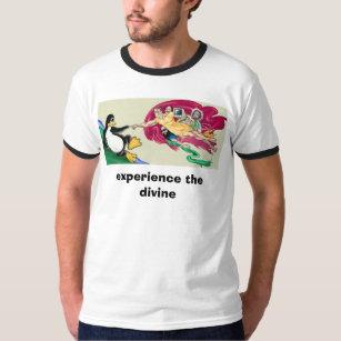 Camiseta el sistine, experimenta el divino