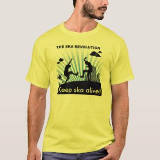 Camiseta ¡el ska no es muerto!