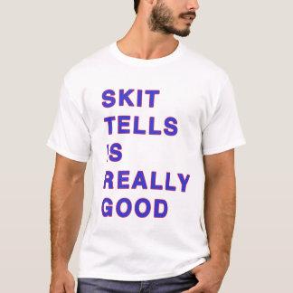 Camiseta El sketch de Trale Lewous dice