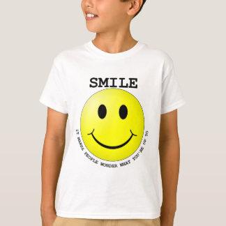 Camiseta El smiley ENCIENDE TRANSPARENT.png