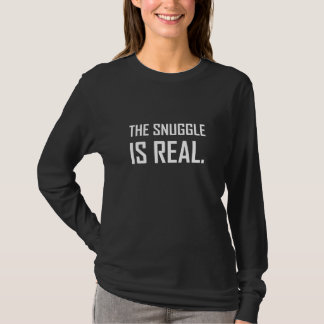 Camiseta El Snuggle es real