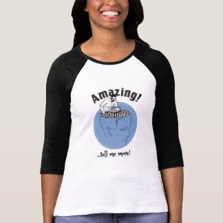 Camiseta El sorprender, soy psicólogo/terapeuta