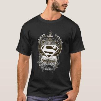Camiseta El superhombre Stylized el honor del  , la verdad