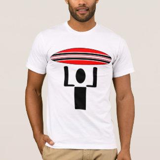 Camiseta el surfercrossing