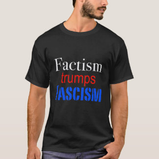Camiseta El T. negro de los hombres