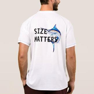 Camiseta El tamaño importa pez volador