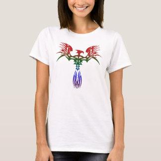 Camiseta El tanque de la tribu de Uyanma