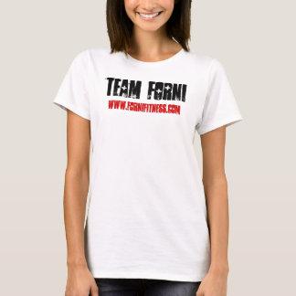 Camiseta El tanque de las señoras de Forni del equipo