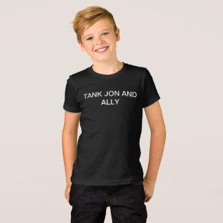 Camiseta El tanque, Jon, y medio de la juventud del