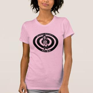 Camiseta El tanque mínimo de la ocultación del alambre de