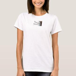 Camiseta El tanque real del tirante de espagueti de las