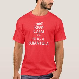 Camiseta El Tarantula guarda el corte holgado tranquilo