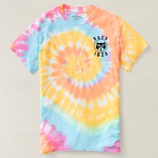 Camiseta El teñido anudado de las mujeres de RGCA