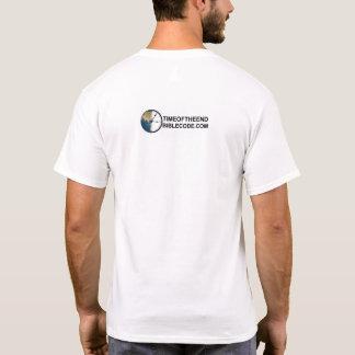 Camiseta El tiempo está corriendo hacia fuera con el