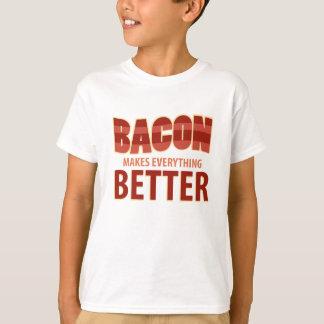 Camiseta El tocino hace todo mejor
