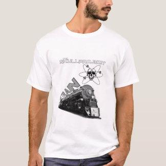 Camiseta El tren de carga de SkullProject T