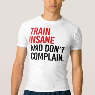 Camiseta El tren insano y no se queja