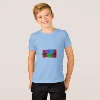 Camiseta El trío de rubíes